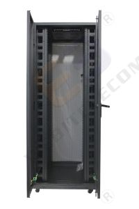 19 Inch Sever Racks with Cable Tray for Cabling System (WB-SA-xxxx97B) pictures & photos