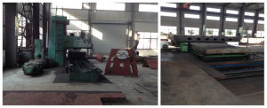 QC12y-4*2500 Hydraulic Swing Beam Shearing Machine pictures & photos