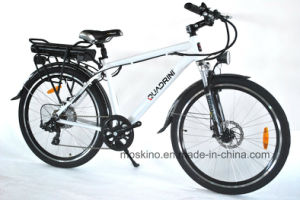 Italian Manufacturer Pas Lithium Electric Bicycle (TDE04Z)