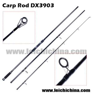 Chinese High Quality 3 Sections Fishing Carbon Carp Fishing Rod pictures & photos