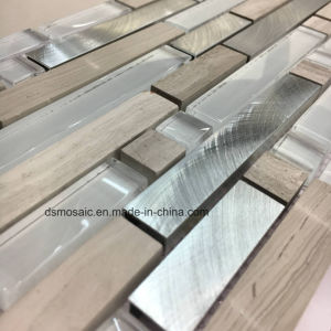 Hot Sale Classcial Style Glass and Stone Mosaic pictures & photos