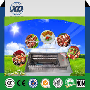 Rotating BBQ Gas Grill Machine Electric Rotary Grill Machine pictures & photos