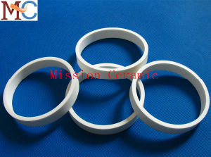 Cusdomized High Quality Alumina Seal Ring pictures & photos