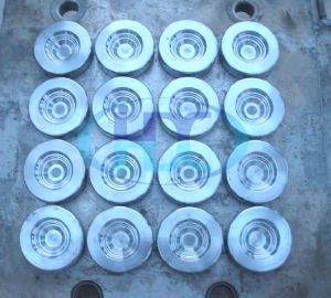 180 Degrees Parting O-Rings Mould