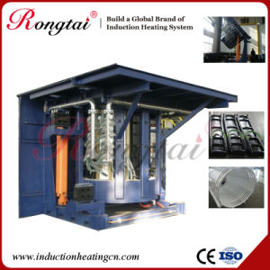 12t Medium Frequency Induction Steel Melting Furnace pictures & photos