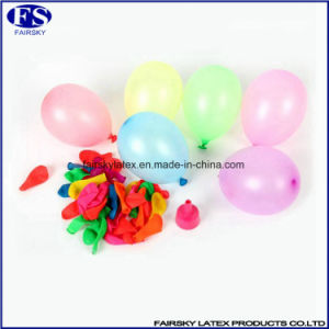 Wholesale Cheap Price Small Colorful Latex Free Water Balloons pictures & photos