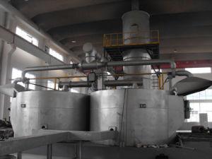 Aluminum Alloy Rod Continuous Casting & Rolling Line Plant