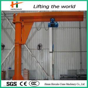 Column Swing Cranes 5t Rotating Jib Crane Hoist pictures & photos