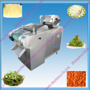 Reasonable Price Vegetable Cutting Machine pictures & photos