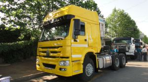 LHD/Rhd 6X4 380HP HOWO Heavy Duty Tractor Head/Tractor Truck pictures & photos