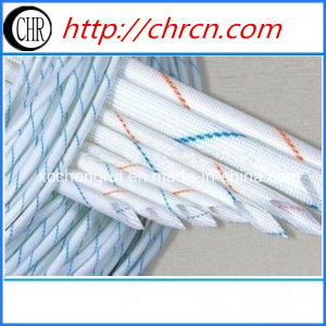 2715 PVC Fiberglass Sleeve/PVC Insulation Material/PVC Pipe Insulation Sleeve pictures & photos