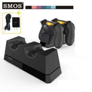 Smos Charging Station for PS4 Slim PRO Joystick