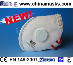 Dolomite Test Dust Mask Face Mask Respirtor with CE pictures & photos