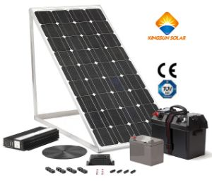 300W Solar PV Home Power System/Solar Power System Plant pictures & photos