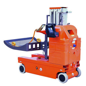 Mobile Aluminium Work Platform (Single Mast) - Double Duty AMWP1000