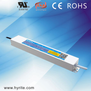 Hyrite CV IP67 Waterproof Constant Voltage LED Switching Power Supply with Ce RoHS Bis SAA Saso pictures & photos