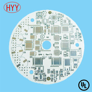 Printed Circuit Board LED PCB with Round Shape pictures & photos