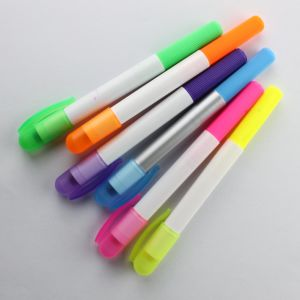 Custom Logo Highlighter Pen, Highlighter Crayon pictures & photos