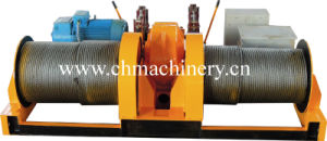 Double Drum Winch Split One Drum or Separate Two pictures & photos