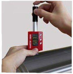 Hartip1800 Digital Portable Metal Hardness Tester Durometer pictures & photos