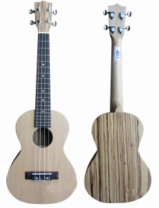 "25"" 4-Strings Ukulele (CSBL-U208) pictures & photos"