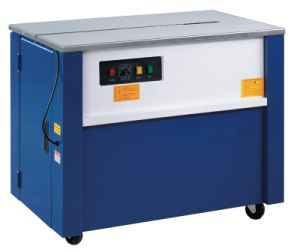Automatic PE Strapping Machine Using PE Tape Tying pictures & photos