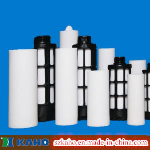 Sintered Plastic Silencer pictures & photos