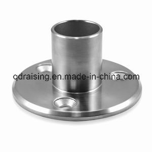 Stainless Steel Handrail Cover Plate for Deck Railing Post pictures & photos