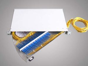 Otb-007 Fiber Optic Patch Panel pictures & photos