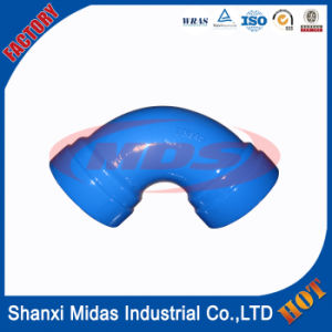 Fbe Coated Grey Ductile Cast Iron Pipe Fitting pictures & photos