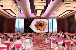 P4s Indoor Regular SMD Full Color LED Display