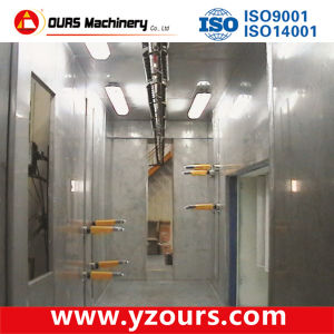 Powder Coating Plant for Metal Finishing pictures & photos