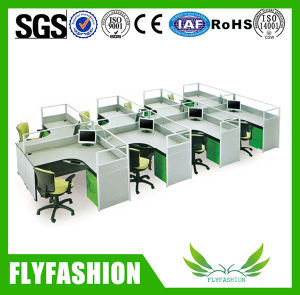 Modern Office Workstation with Side Cabinet/Office Desk (OD-35) pictures & photos
