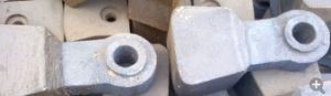 High Manganese Steel Wear Resistant Casting pictures & photos