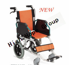 High Hope Medical - Aluminium Alloy Manual Wheelchair-Ky9003L-a pictures & photos