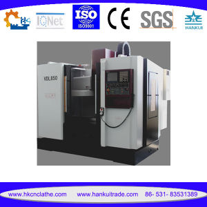 Large Torque CNC Vertical Machining Center Vmc600L pictures & photos