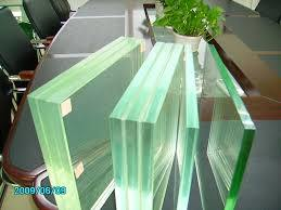 Low Iron Laminated Glass for High Level Decoraton pictures & photos