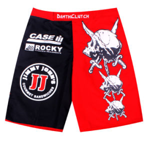 China Manufacture Custom Ufc Boxing MMA Shorts, Vale Tudo Shorts Wholesale