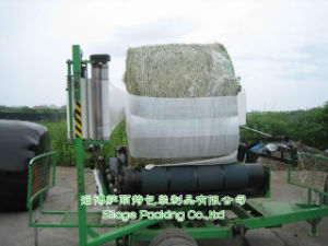 Hay Protective, Silage Wrap Film Width 500mm/750mm Length 1500m/1800m Thickness 25um for Australia and New Zealand Market pictures & photos