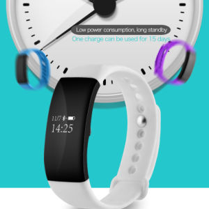 Waterproof Wristband Bluetooth Smart Bracelet with Fitness Tracker V66 pictures & photos