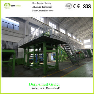 Dura-Shred High Quality Grater for Used Tire (TR2663) pictures & photos