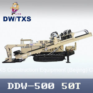 Trenchless Horizontal Directional Drilling Machine for Pipe Laying (DDW-500) pictures & photos