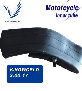 300-17 300-18 Natural Rubber Tire Tube pictures & photos