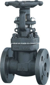 API 602 Forged Steel Gate Valve, Slide Gate Valve pictures & photos