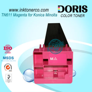 Tn611 Color Copier Toner Cartridge for Konica Minolta Bizhub C451 C550 C650 Copier Parts pictures & photos