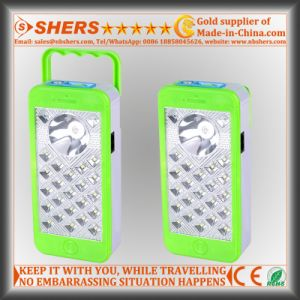 SMD LED Emergency Light with 1W Flashlight, Dimmable Switch (SH-1968) pictures & photos