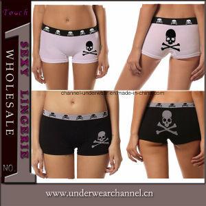 Sexy One Piece Seamless Women Underwear Tight Panty Boxer (TW35) pictures & photos