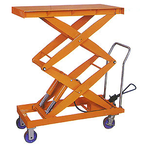 Hydraulic Lift Table (TF100SD) pictures & photos