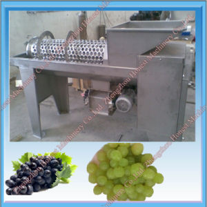 Automatic Grape Crushing Machine / Grape Crusher Destemmer pictures & photos