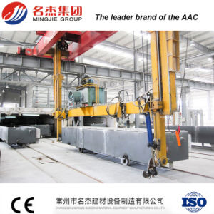 High Efficiency Autoclaved Aerated Concrete Construction Machinery pictures & photos